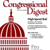 Legislative Background on High-Speed Rail