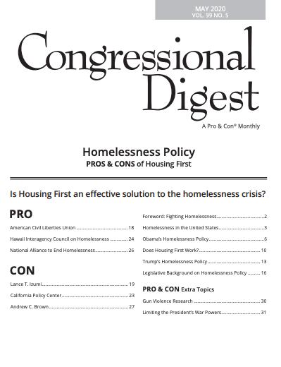 Congressional Digest